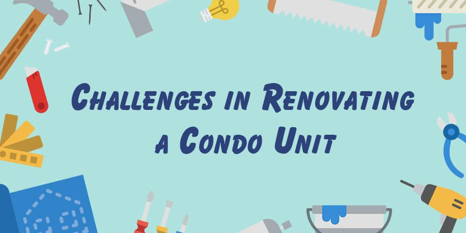 Challenges In Renovating