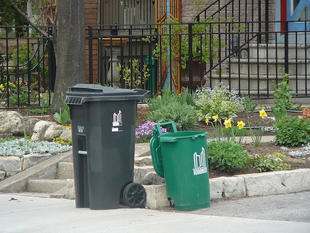 Green Bins and Your Condo Building