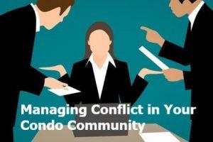 Kondo Kombat: Managing Conflict in Your Condo Community