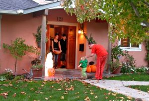 Halloween's a-Happening: Safety in Townhome Communities