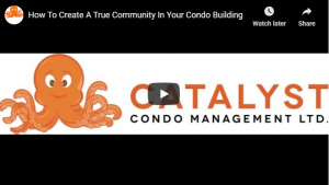 How To Create A True Community In Your Condo Building